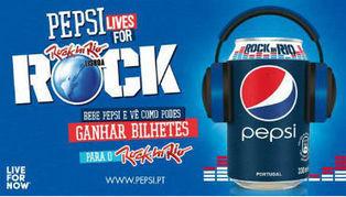 Pepsi oferece mais de 500 bilhetes para o Rock in Rio | Rock in Rio | Scoop.it