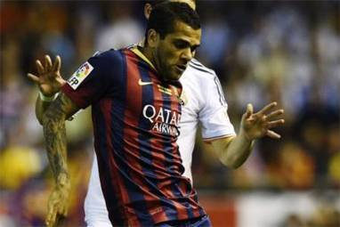Dani Alves says banana-thrower should get job back - The Times of India | news | Scoop.it