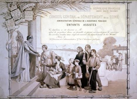 Le fonds des Enfants assistés des Archives de Paris - Le blog de philippe poisson | GenealoNet | Scoop.it