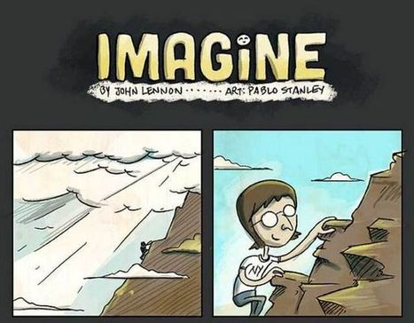 Imagine: A Comic to Live By in 2014 [Pic] | Girl power | Scoop.it