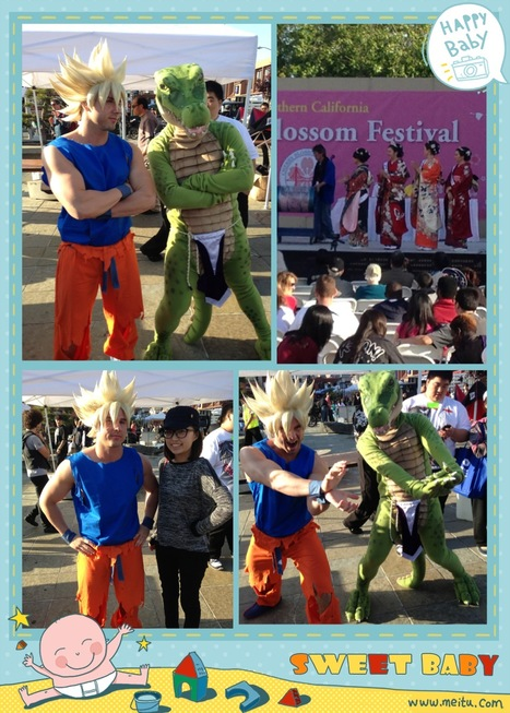 Cherry Blossom Festival | Fashion and Animation | Scoop.it