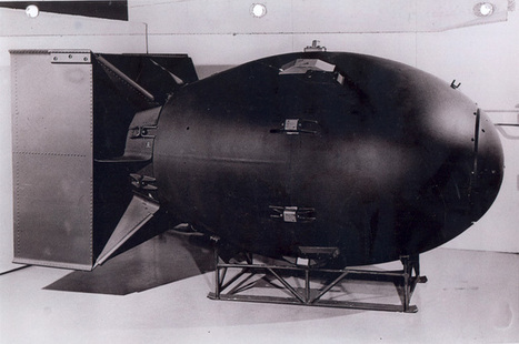 fat-man-model.jpg (717x476 pixels) | the decision to use the atomic bomb | Scoop.it