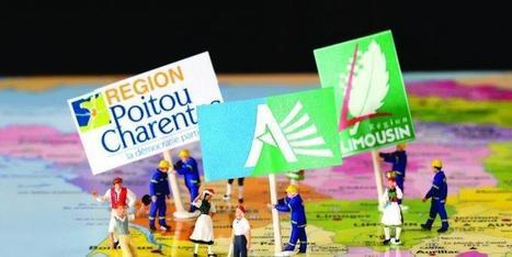 Population, chômage, salaires... : la carte d'identité des nouvelles régions | Agriculture en Dordogne | Scoop.it