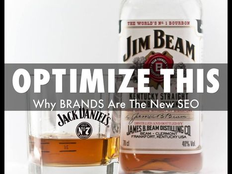 Optimize This: Why BRANDS Are The New SEO & How To Optimize Them | Designing  service | Scoop.it