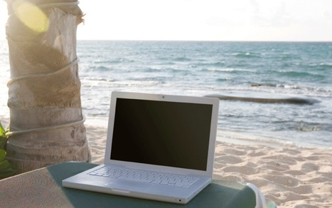How To Work from the Beach, Or Anywhere You Need To Be | Internet Marketing Lifestyle | Scoop.it