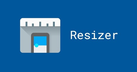 Resizer - Google Design | E-learning, Blended learning, Apps en Tools in het Onderwijs | Scoop.it