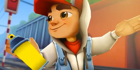 Play New Subway Surfers Game Online | Play Candy Crush Saga Games | Scoop.it