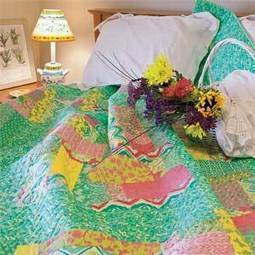 Hot Off the Press: McCall's Quick Quilts April/May 2013 | What's Going on in Quilting | Scoop.it