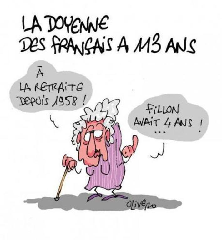 Marie-Thérèse, la nouvelle doyenne des Français, a 113 ans   Baie d'humour   Scoop.it