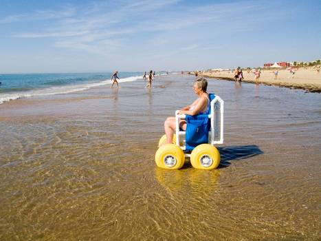 Life's a beach – but only if you can get there: Disabled people and their ... - The Independent | Disability | Scoop.it