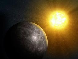 Why Mercury is a hard orange, not a soft peach - space - 13 May 2013 - New Scientist | Planets, Stars, rockets and Space | Scoop.it