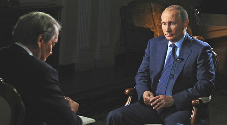 Assad's enemies may be portrayed as opposition, but he fights terrorists – Putin | Saif al Islam | Scoop.it
