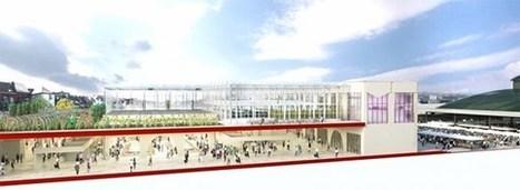 La ferme en aquaponie des abattoirs s'étalera sur 4000m2 de toit | Agriculture urbaine, architecture et urbanisme durable | Scoop.it