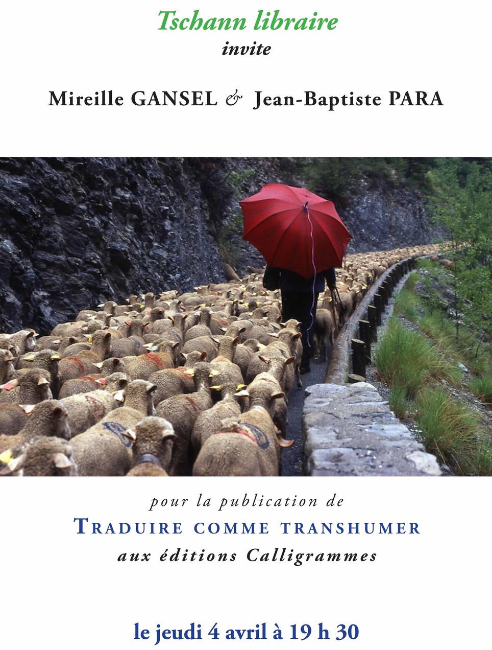 Mireille Gansel, Paris, le 4 avril 2013 | Poezibao | Scoop.it