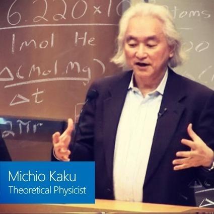 The Future of the Mind and Michio Kaku -  TechNet Blogs | Social Neuroscience Advances | Scoop.it