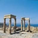 Las antiguas ruinas de Lindos | Absolut Grecia | Espacios y monumentos de la Grecia clásica | Scoop.it