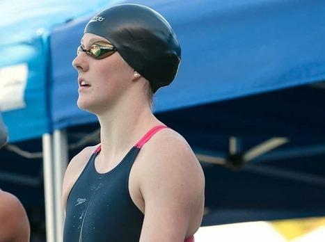 Missy Franklin's Favorite Backstroke Drill: The Water Bottle Balance | Swimming | Scoop.it