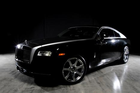 Rolls Royce Wraith for Rent in Miami | Car Rentals | Scoop.it