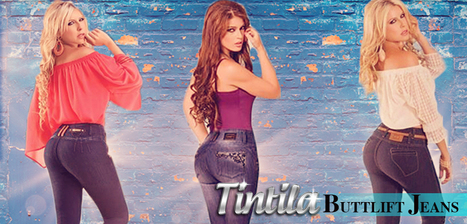 Butt Lift Jeans - Tintila - Your Online Source for Style | Fashion and Style | Scoop.it