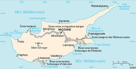 Chypre : la réunification en perspective ? - Diploweb   Quoi de neuf sur le Web en Histoire Géographie ?   Scoop.it