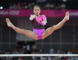 Jessica López se apodera del ranking mundial de gimnasia artística | Revista Magnesia | Scoop.it
