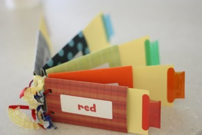 Toilet Paper Roll Book (with pull tabs) - I Can Teach My Child! | Make stuff | Scoop.it
