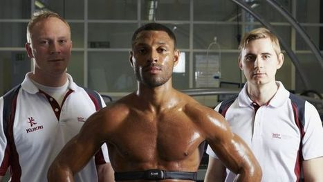 The sport science regime that helped boxer Kell Brook become a world champion | GCSE Physical Education | Scoop.it