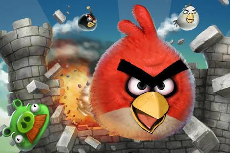 - Angry Birds blir større enn Mikke Mus og Mario - DN.no | Sosial på norsk | Scoop.it