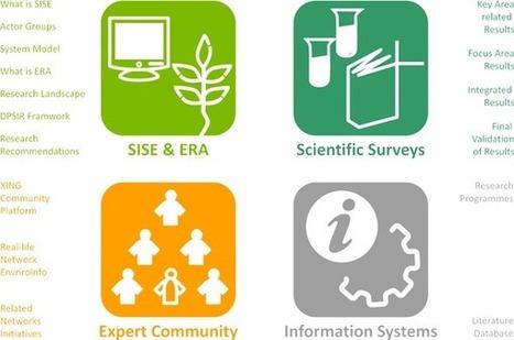 ICT-ENSURE - ICT-ENSURE | Education for Sustainable Development | Scoop.it