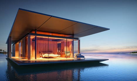 Floating House: Nature at Your Doorstep | Environmental design | Scoop.it