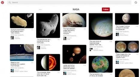 La NASA comparte más de 700  imágenes, gifs y videos | Valores y tecnología en la buena educación | Scoop.it