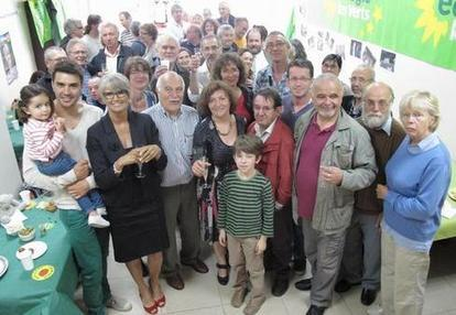 Écologistes : un local avant les municipales #Châtellerault | ChâtelleraultActu | Scoop.it
