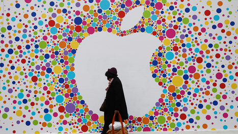 Apple, Goldman Among Firms in $140 Billion Climate Pledge | Sustain Our Earth | Scoop.it