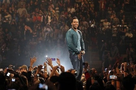 Romeo Santos es el cantante mejor pagado del mundo - Mediamass | Romeo Santos | Scoop.it