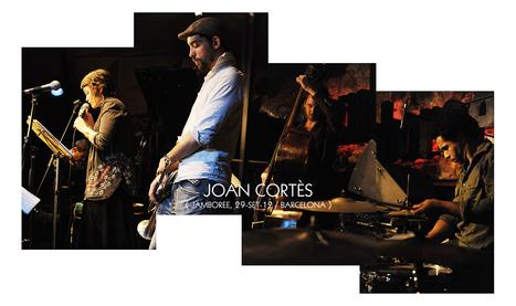 POETRIPS & THE BLUE BUS BAND / UNA GOTA EN UN OCEÀ D'AIGUA (Barcelona, 29-09-2012) per Joan Cortès | JAZZ I FOTOGRAFIA | Scoop.it