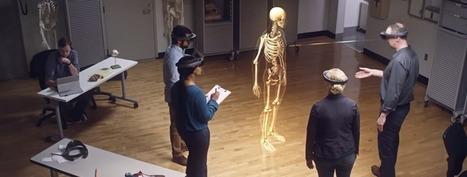 Microsoft Release HoloLens Video on Future Medical Training - VRFocus   Salud Publica   Scoop.it