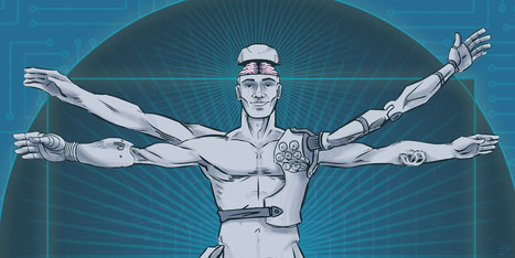 The augmented, customizable human body | DigitAG& journal | Scoop.it