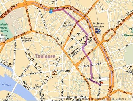 Du 27 au 27 un parcours qui va être très fréquenté à l'automne | La Cantine Toulouse | Scoop.it
