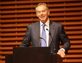 African Resource Investor: Former British Prime Minister Tony Blair addresses African development | AREA News Digest | Scoop.it