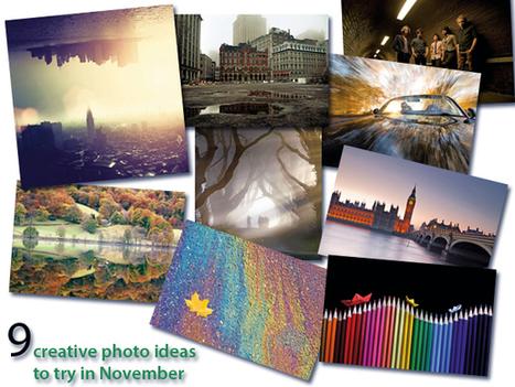 9 creative photo ideas to try in November | Digital Camera World | PhotoDivaLV | Scoop.it