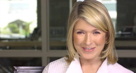 Martha Stewart: From fashion model to stock broker to homemaker mogul   Innovative Woman   Scoop.it
