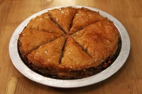 Arda'nın Mutfağı: Ev İşi Baklava Tarifi | Katmer Poğaça Tarifi | Scoop.it