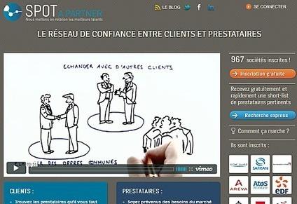 Spot a Partner place de marché prometteuse | LES MARKETPLACES en BtoB | Scoop.it