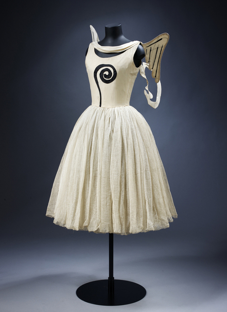 Ten costumes from the National Gallery's 'Ballets Russes' | Vintage and Retro Style | Scoop.it