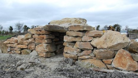 GB : 'Neolithic' long barrow takes shape | World Neolithic | Scoop.it