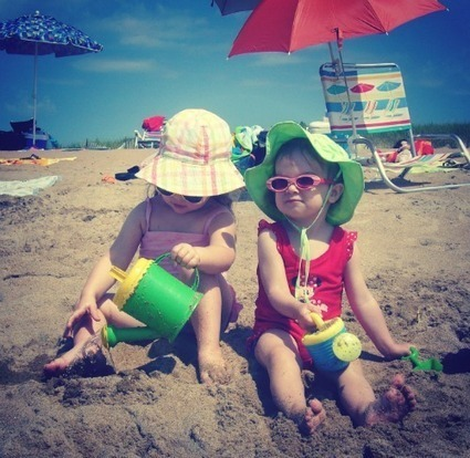 Spiagge a misura di bambino nelle Marche, le bandiere verdi dei pediatri | Le Marche un'altra Italia | Scoop.it