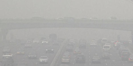 China smog worsens as climate change talks begin | Geography for All! | Scoop.it