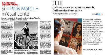 Paris Match : autopromo de Lagardère sur France 3 | DocPresseESJ | Scoop.it