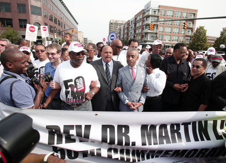 Martin Luther King Jr. Detroit March Of 1963 Commemorated 50 Years Later ... - Huffington Post | 50 yr Dream Speech | Scoop.it