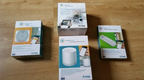 Test : D-Link Smart Home Security Kit - Geekirc.Me | Hightech, domotique, robotique et objets connectés sur le Net | Scoop.it